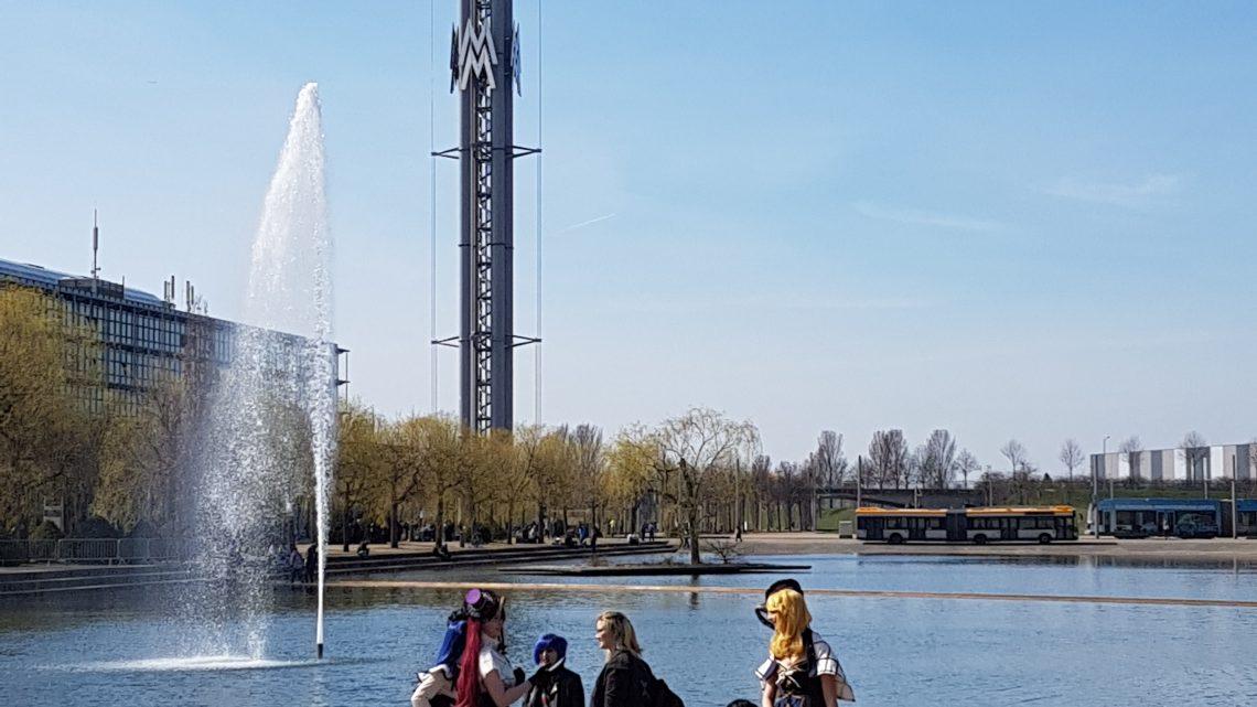 Vorfreude auf den Frühling: Sehen wir uns in Leipzig?