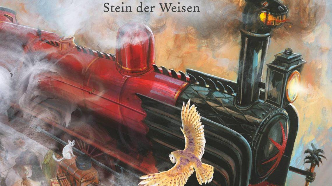 Harry Potter in neuer Schmuckausgabe!