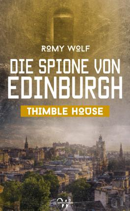 Tarot für Bücherwürmer: Die Spione von Edinburgh